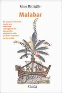 Foto Cover di Malabar, Libro di Gino Battaglia, edito da Guida
