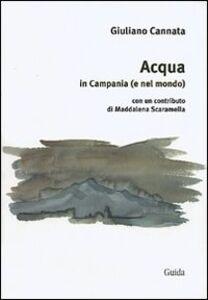 Acqua in Campania (e nel mondo)