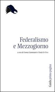 Federalismo e Mezzogiorno