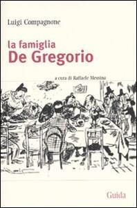 La famiglia De Gregorio