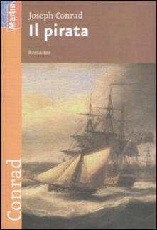 Il pirata - Joseph Conrad - copertina
