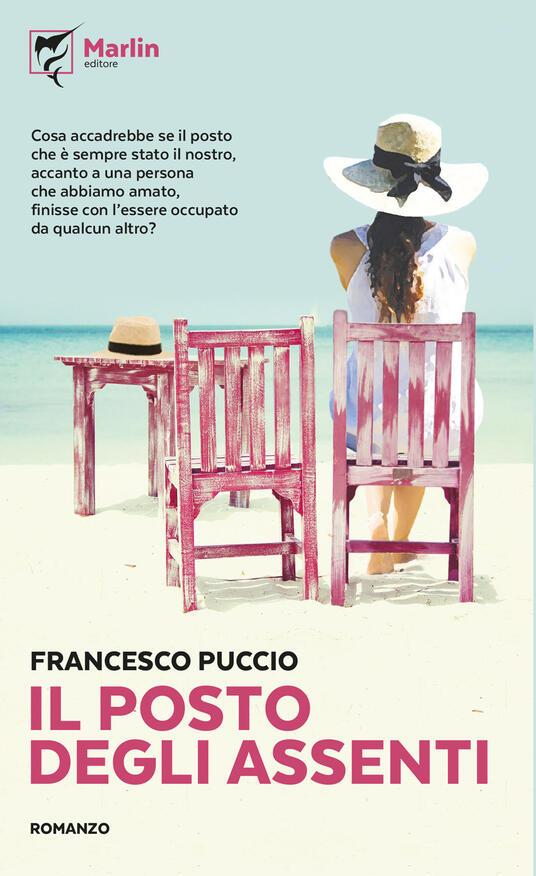 Il posto degli assenti - Francesco Puccio - copertina