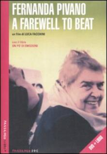 Secchiarapita.it Farewell to beat. DVD. Con libro (A) Image