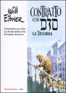 Un contratto con Dio. La trilogia - Will Eisner - copertina