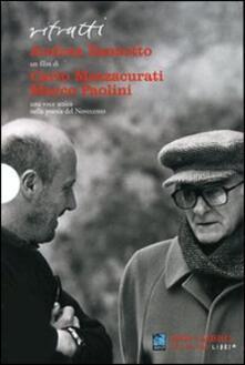 Ritratti. Andrea Zanzotto. DVD. Con libro - Carlo Mazzacurati,Marco Paolini - copertina