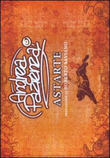 Astarte - Andrea Pazienza - copertina