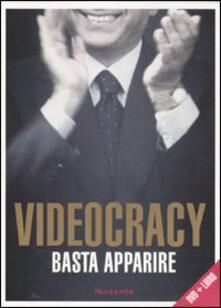 Festivalpatudocanario.es Videocracy. Basta apparire. DVD. Con libro Image