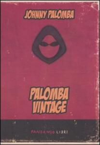 Libro Palomba vintage Johnny Palomba