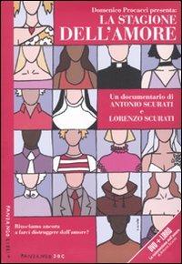 La La stagione dell'amore. DVD. Con libro - Scurati Antonio Scurati Lorenzo - wuz.it