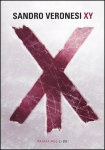 XY - Sandro Veronesi - copertina