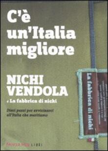 C'è un'Italia migliore - Nichi Vendola - copertina
