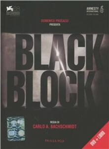 Voluntariadobaleares2014.es Black block. Con DVD Image