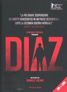 Diaz. DVD. Con libro