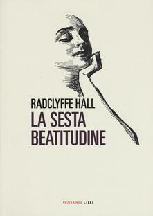 La sesta beatitudine - Radclyffe Hall - copertina