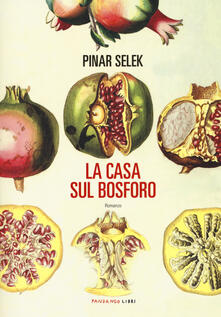 La casa sul Bosforo - Pinar Selek - copertina