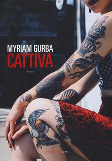 Cattiva - Myriam Gurba - copertina