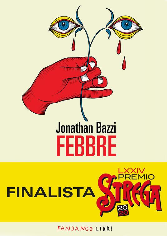 Febbre - Jonathan Bazzi - copertina