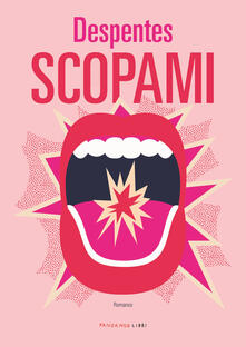 Scopami - Virginie Despentes - copertina