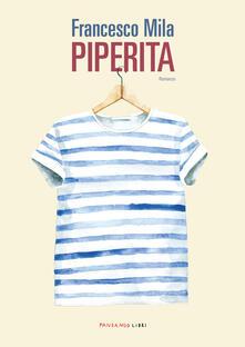 Piperita - Francesco Mila - copertina