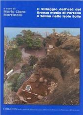 Il villaggio dell'eta del bronzo medio di Portella a Salina nelle isole Eolie