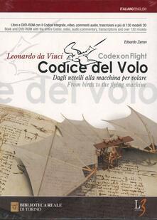 Il codice del volo. Dagli uccelli alle macchine per volare. Ediz. italiana e inglese. Con DVD-ROM.pdf
