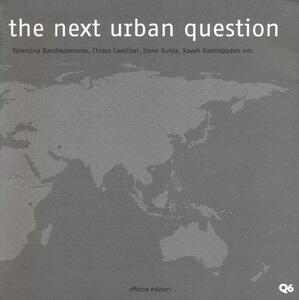 The next urban question