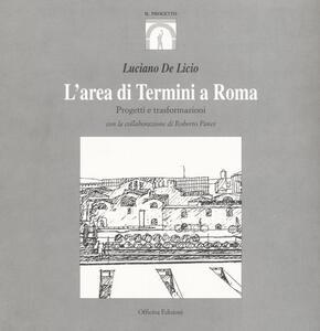 L' area di Termini a Roma