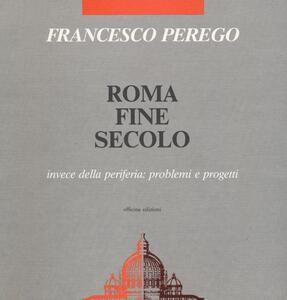Roma fine secolo