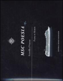 MCS poesia. Scintilla d'autore-Poetry in motion. Ediz. bilingue