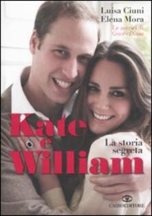 Mercatinidinataletorino.it Kate e William. La storia segreta Image