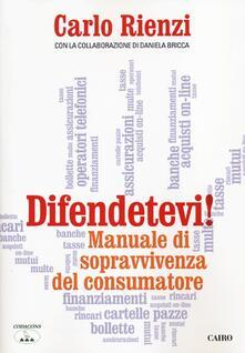 Voluntariadobaleares2014.es Difendetevi! Manuale di sopravvivenza del consumatore Image