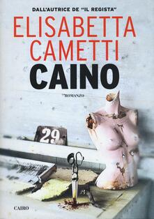 Caino - Elisabetta Cametti - copertina