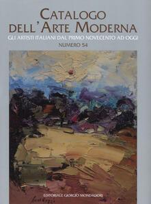 Premioquesti.it Catalogo dell'arte moderna. Ediz. a colori. Vol. 54 Image