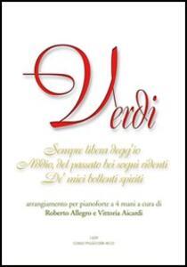 Verdi in duo. Vol. 4