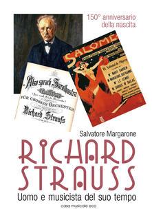 Daddyswing.es Richard Strauss. Un uomo musicista del suo tempo Image