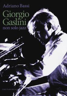 Grandtoureventi.it Giorgio Gaslini. Non solo jazz Image