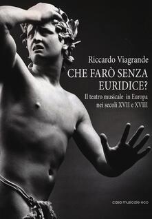 Che farò senza Euridice? Il teatro musicale in Europa nei secoli XVII e XVIII.pdf