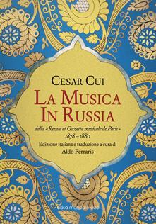 Ascotcamogli.it La musica in Russia dalla «Revue et Gazette musicale de Paris» 1878-1880 Image