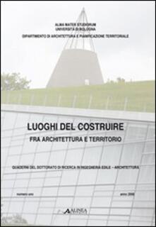 Ristorantezintonio.it Luoghi del costruire fra architettura e territorio Image