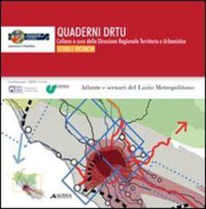 Libro Atlanti e scenari del Lazio metropolitano