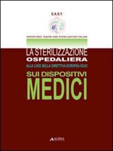 Radiospeed.it La sterilizzazione ospedaliera alla luce della direttiva europea 93/42 sui dispositivi medici Image