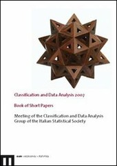 Classification and data analysis 2007. Book of short papers
