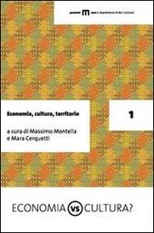 Economia, cultura, territorio