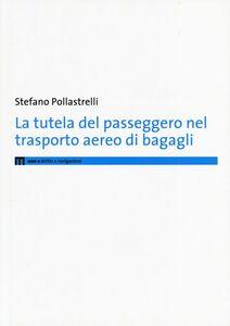 La tutela del passeggero nel trasporto aereo di bagagli
