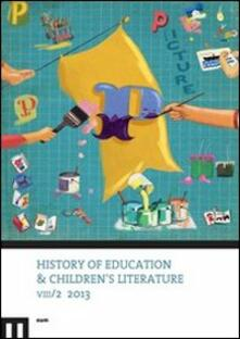 Nordestcaffeisola.it History of education & children's literature. Vol. 2 Image