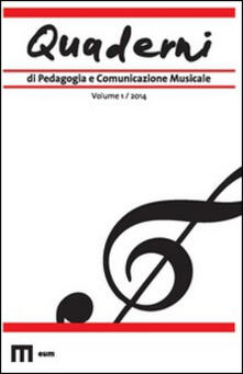 Voluntariadobaleares2014.es Quaderni di pedagogia e comunicazione musicale (2014). Vol. 1 Image