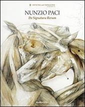 Nunzio Paci. De signatura rerum