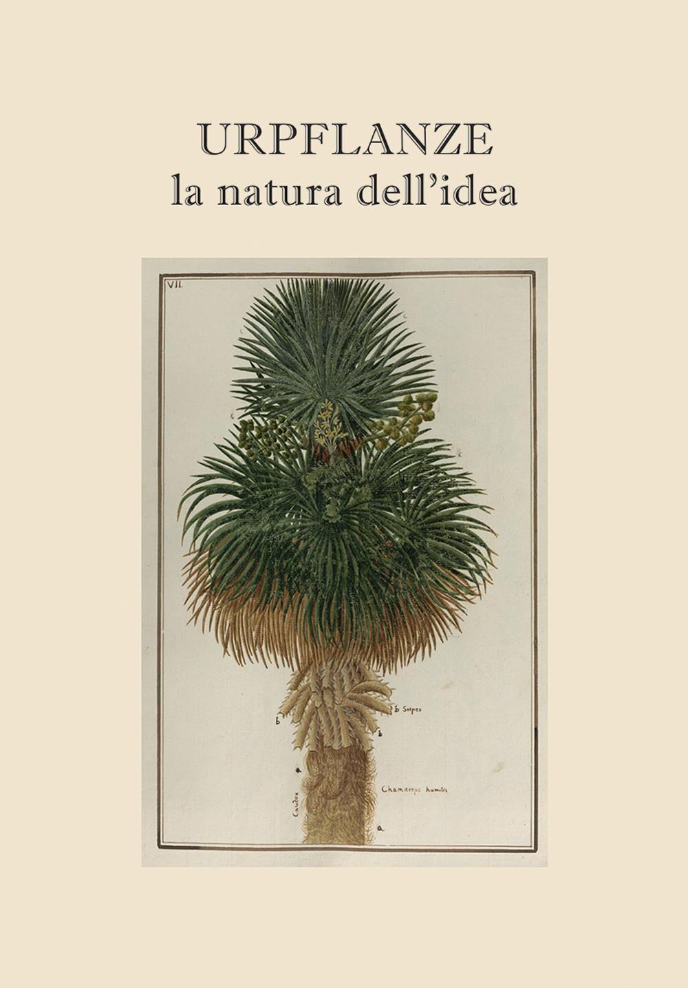 Urpflanze, la natura dell'idea. Ediz. multilingue