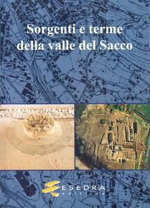 Sorgenti e terme della valle del Sacco