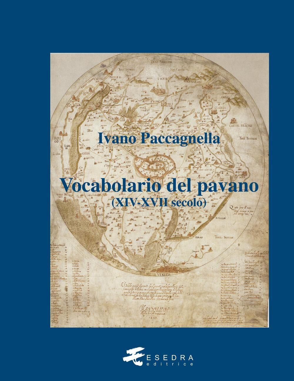 Vocabolario del pavano (XIV-XVII secolo)